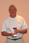 Lou Hopkins wins the Over 70s in 2005 V2